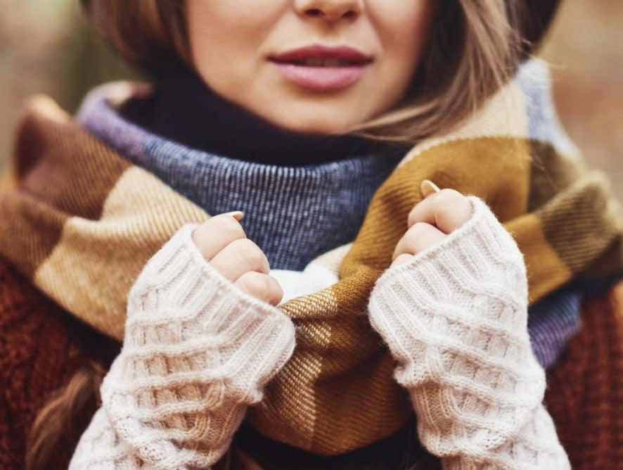 Comment s'habiller quand il fait froid ?