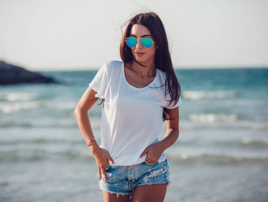Comment porter le t-shirt loose ?